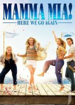 film Mamma Mia! Here We Go Again online