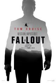 akcni film Mission Impossible Fallout online