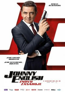 film Johnny English znovu zasahuje online