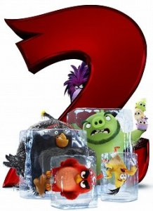 trailer na film Angry Birds ve filmu 2