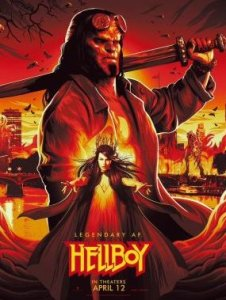 Trailer na film Hellboy 2019