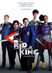 film The Kid Who Would Be King online