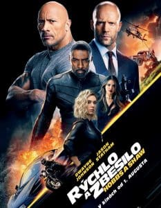 Rychle a zběsile: Hobbs a Shaw online